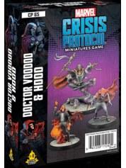 Marvel Crisis Protocol: Doctor Voodoo & Hood Character Pack