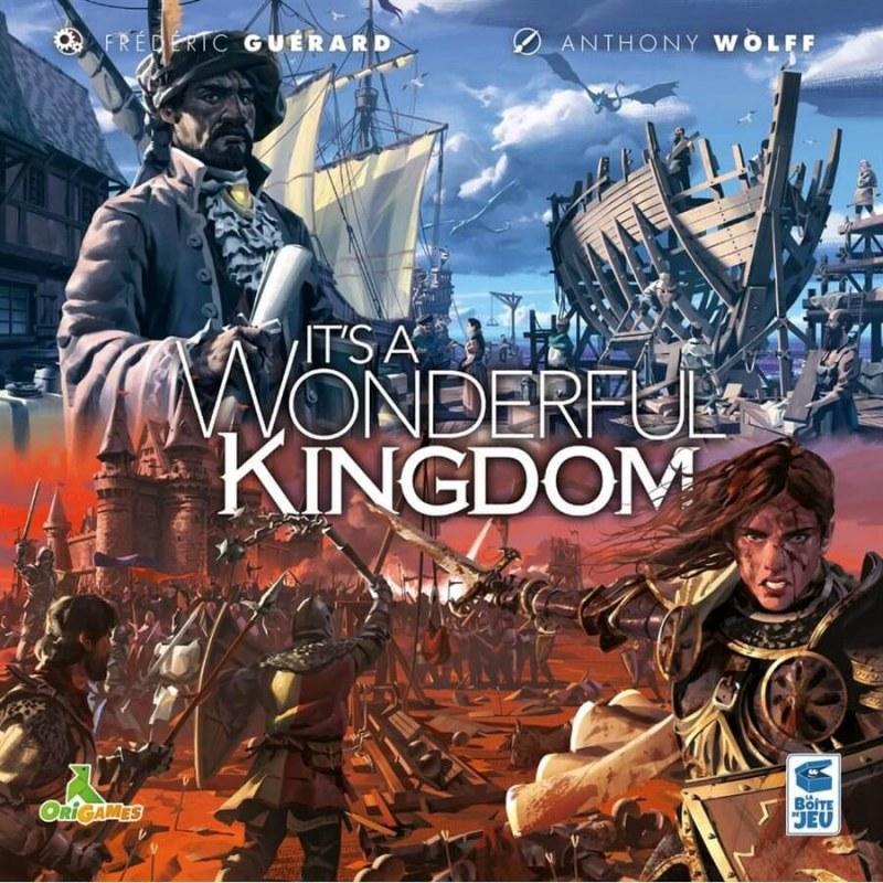 It's a Wonderful Kingdom jeu
