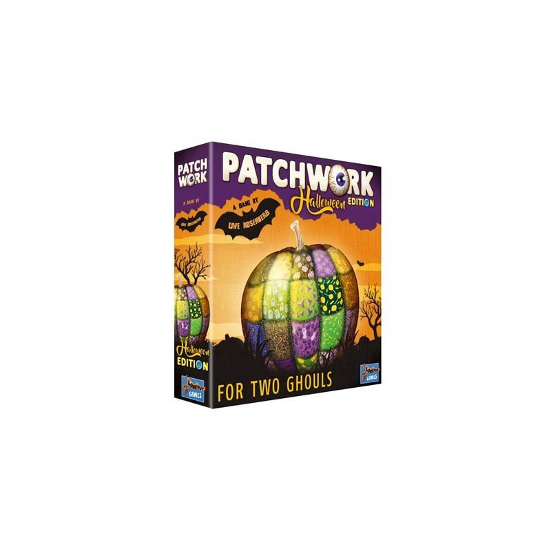Patchwork - Halloween Edition jeu