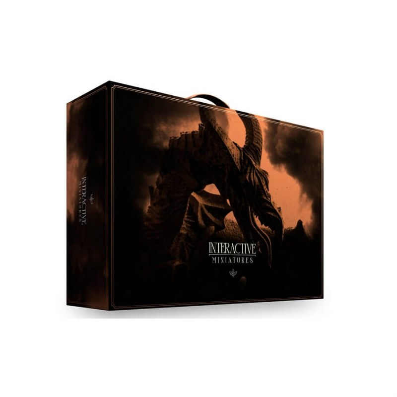 Interactive Miniatures: Sundrop Edition box