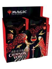 MTG Innistrad Crimson Vow Collector Booster Box
