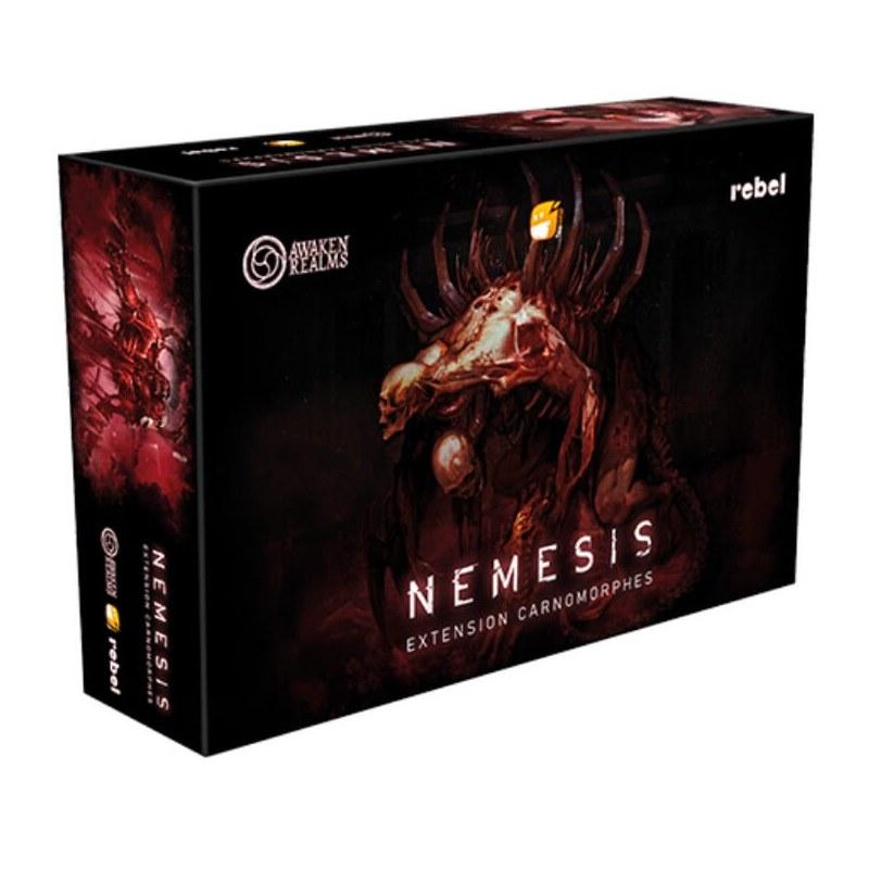 Nemesis - ext. Carnomorphes jeu