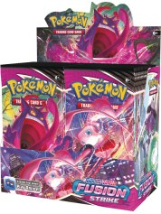 Pokemon Fusion Strike Booster Box