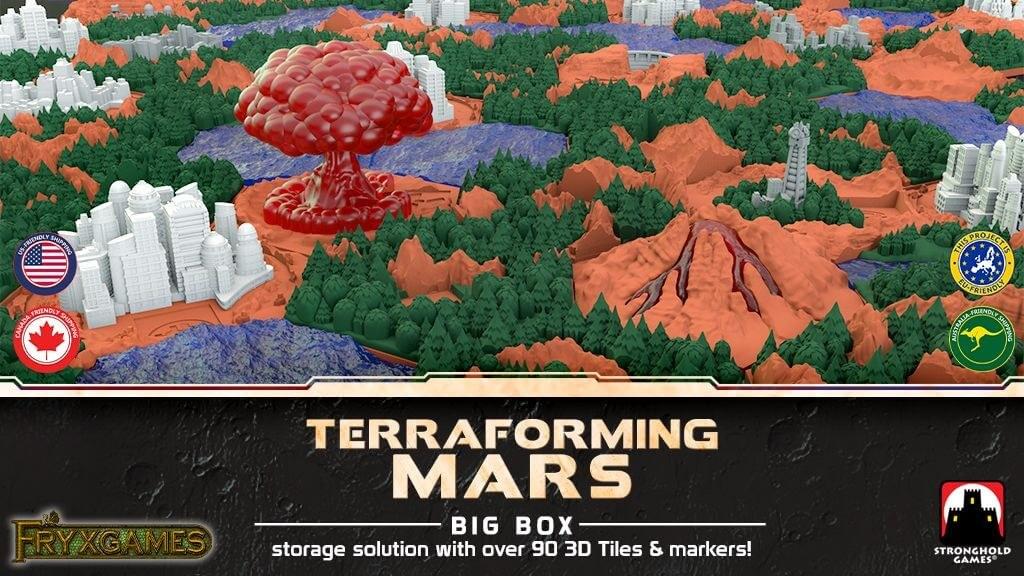Terraforming Mars Big Box (anglais)