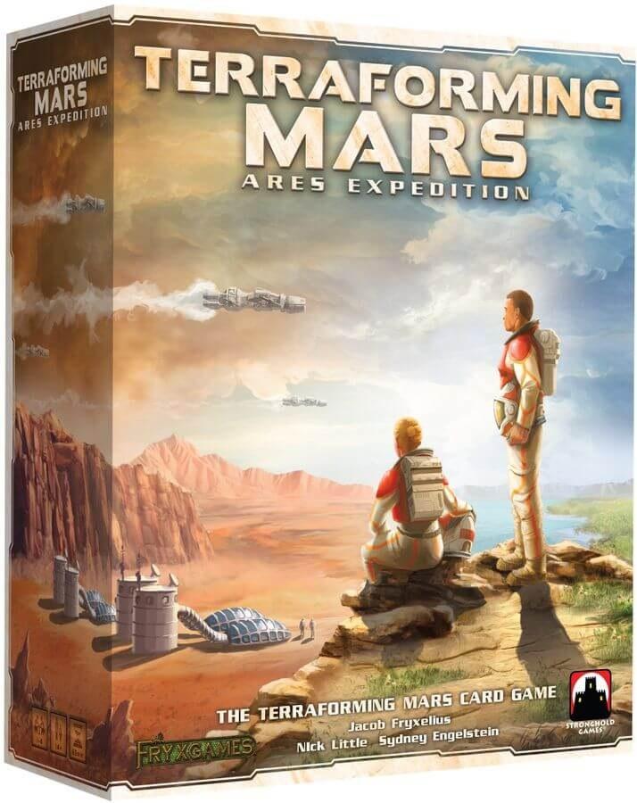 Terraforming Mars Ares Expedition (anglais)