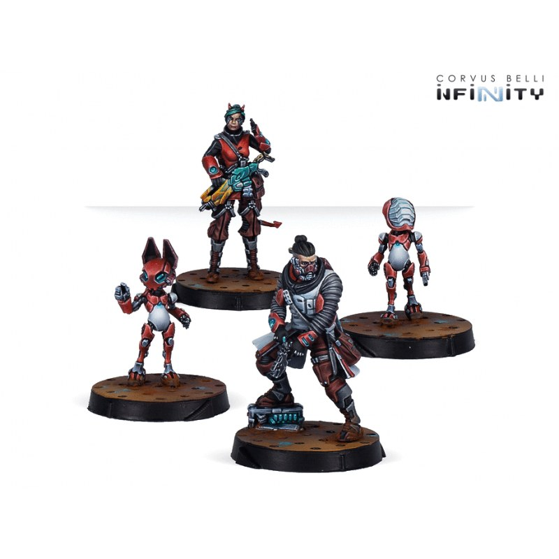 Infinity: CodeOne: Nomads Support Pack
