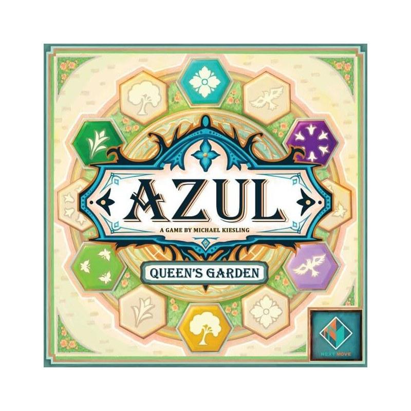 Azul Queen's Garden jeu