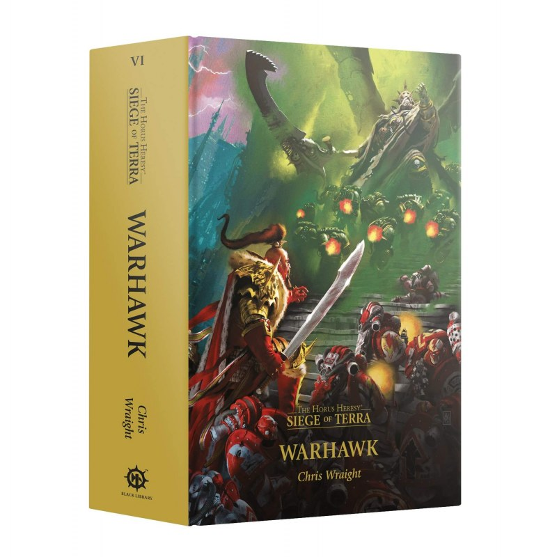 Siege of Terra: Warhawk