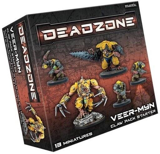 Deadzone Veer-myn Claw Pack Starter