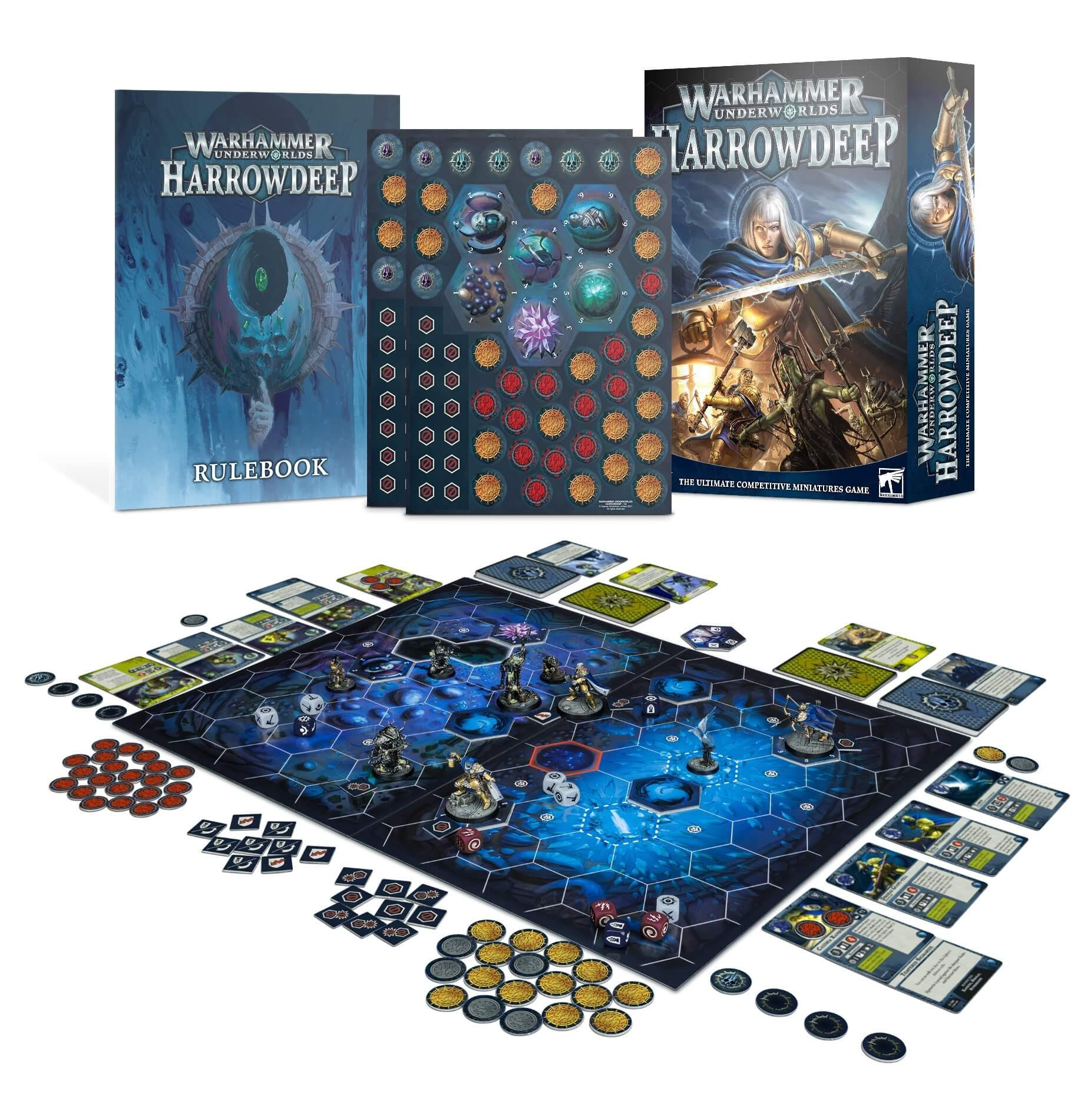 Warhammer Underworlds: Harrowdeep