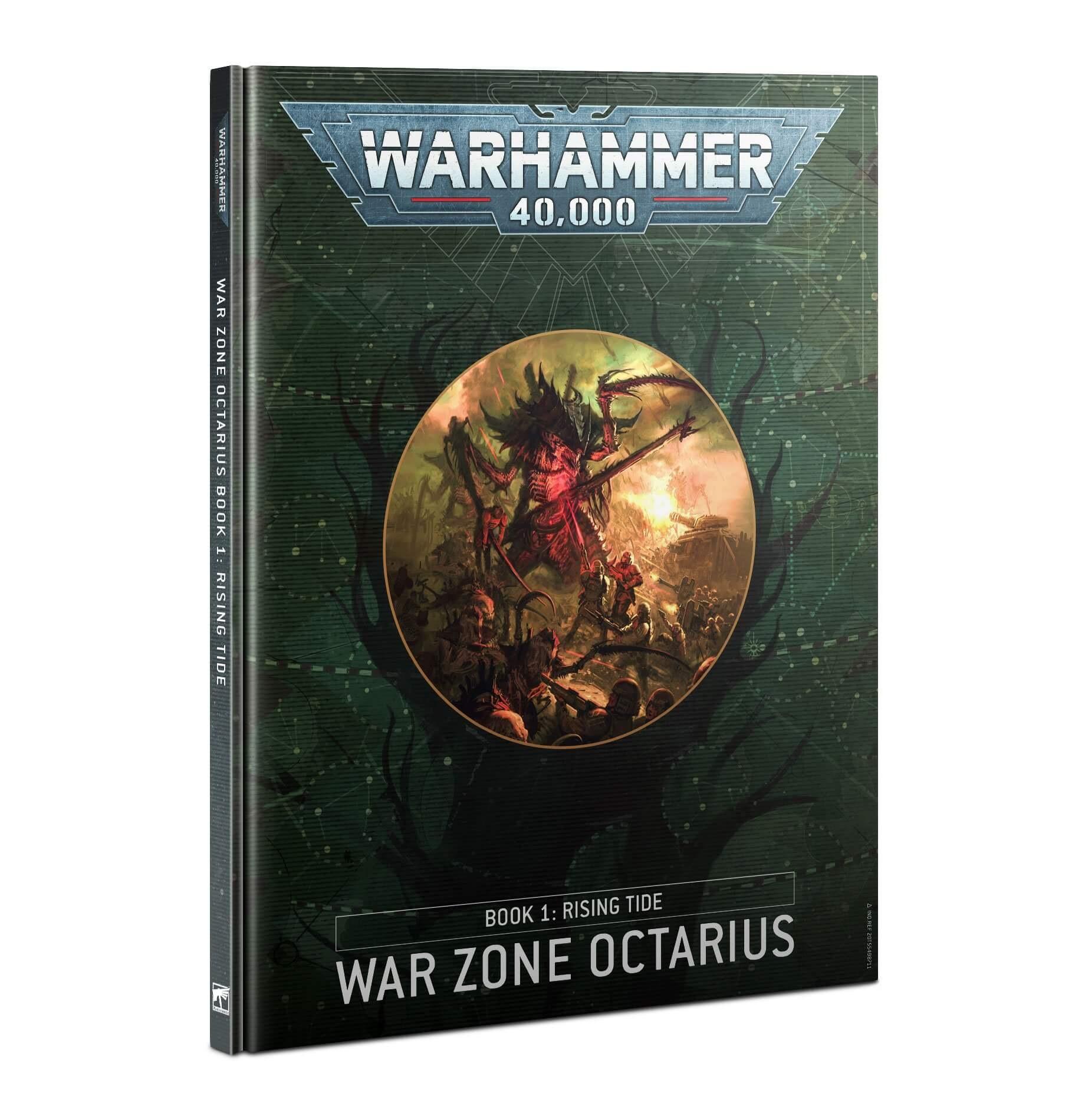 Zone de Guerre Octarius – Livre 1: Débordement