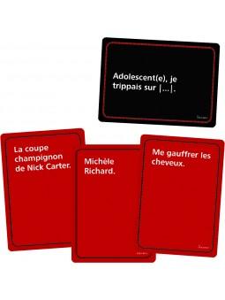 Extension Souvenir L'osti d'jeu cartes