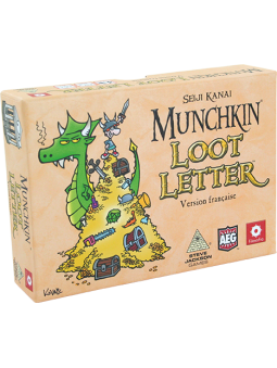 Munchkin loot letter FR
