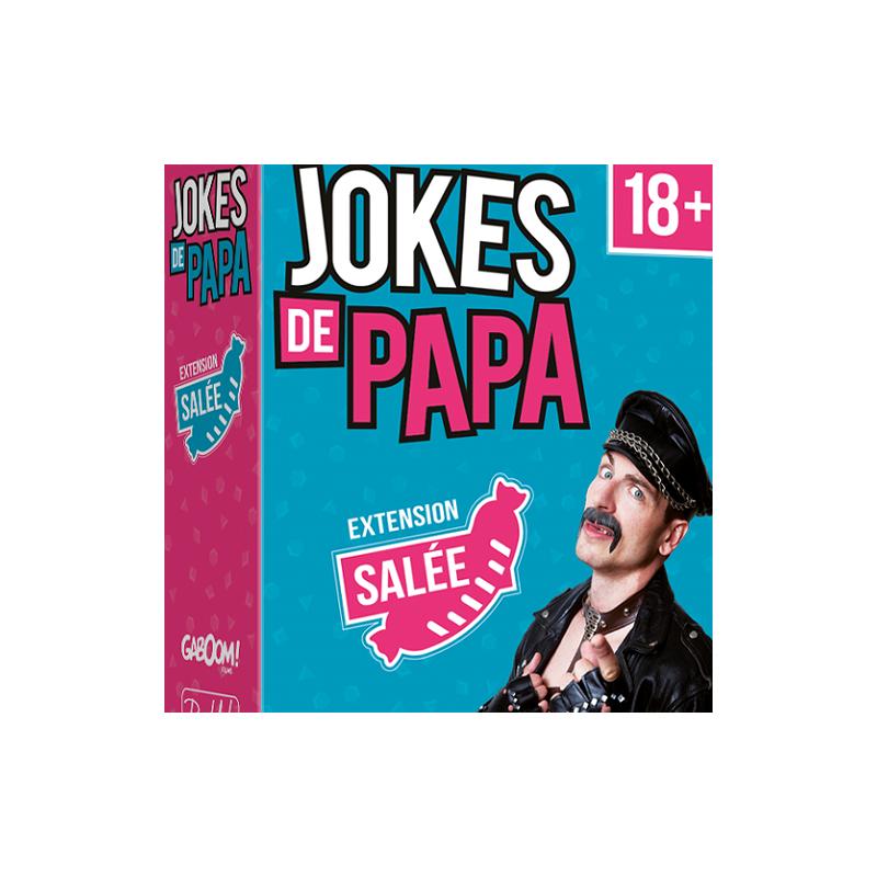 Jokes de Papa - Extension salée jeu