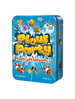 jeu enfant plouf party