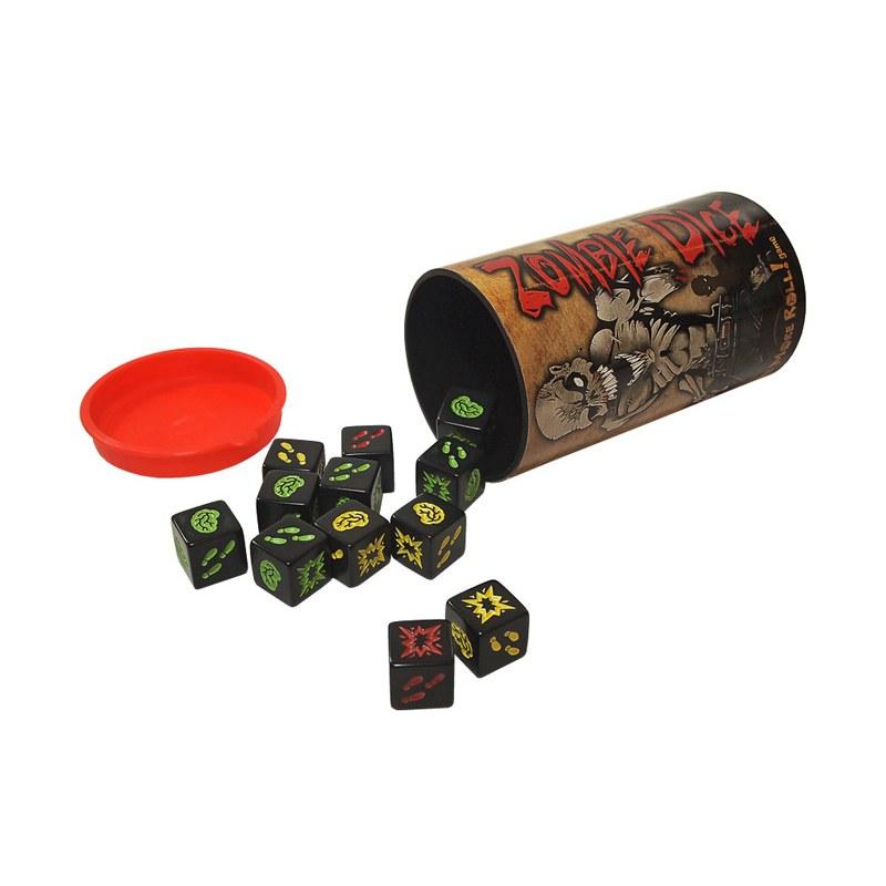 jeu zombie dice