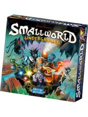Smallworld Underground jeu