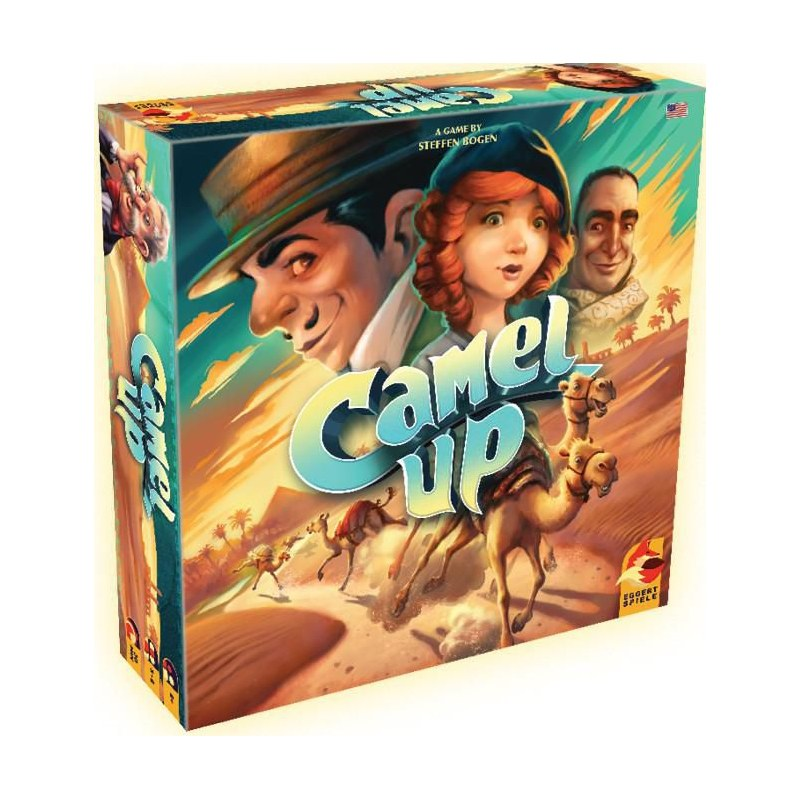 jeu camel up 2.0