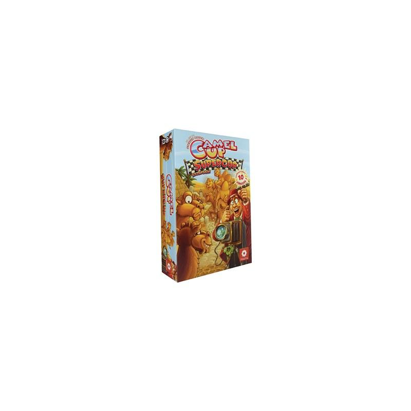 Camel Up Supercup jeu