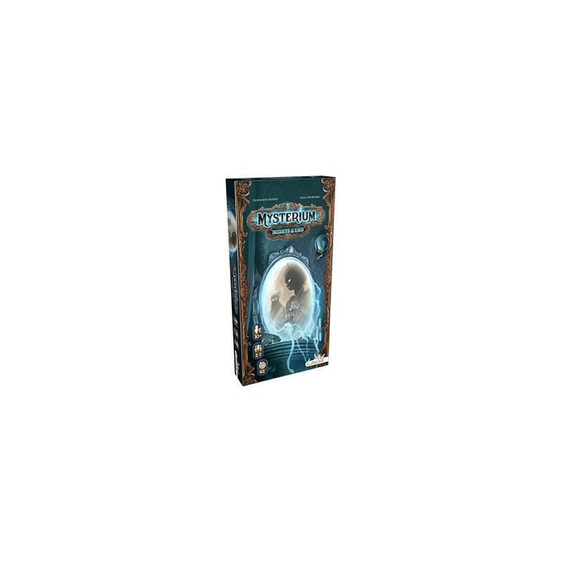 Mysterium - Secrets & Lies jeu