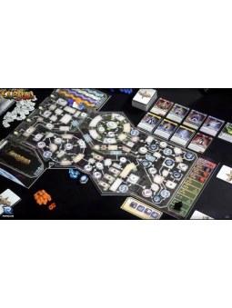 Clank! dans l'Espace jeu de plateau