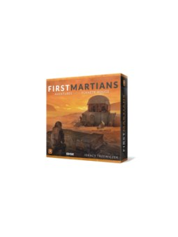 First Martians jeu