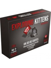 Exploding kittens : NSWF Edition