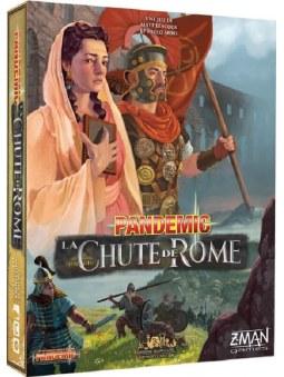 Pandemic La Chute de Rome