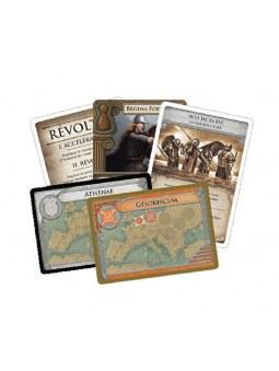 Pandemic La Chute de Rome cartes