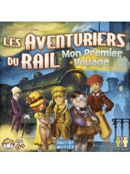 Les Aventuriers du Rails Mon Premier Voyage