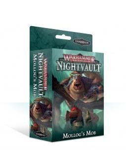 Warhammer Underworlds: Nightvault – La Bande à Mollog