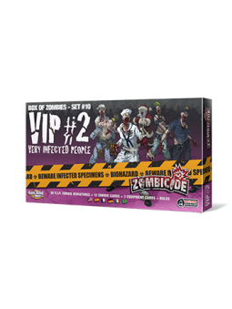 Zombicide VIP No.2: Very Infected People