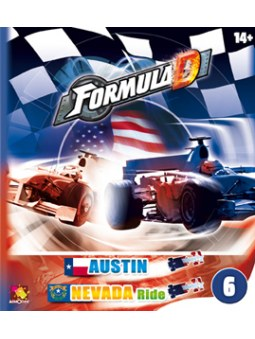 Formula D Extension n°6 - Austin / Nevada