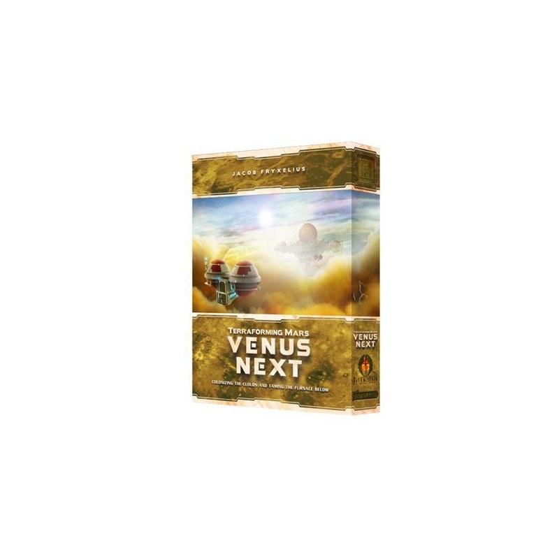 Terraforming Mars : Extension - Venus next jeu