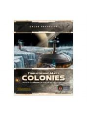 Terraforming Mars : Extension - Colonies jeu