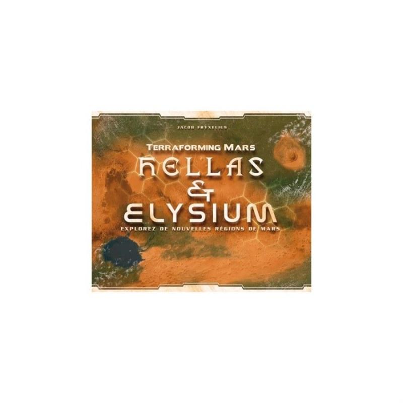 Terraforming Mars : Extension - Hellas & Elysium