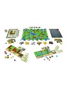 Clans of Caledonia jeu