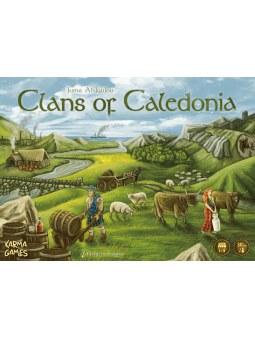 Clans of Caledonia Français