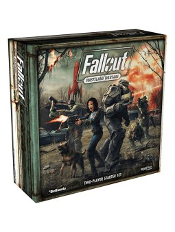 Fallout wastland warfare jeu de base