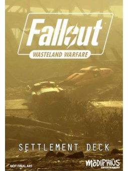 Fallout wastland warfare The Settlement deck