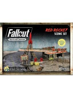 Fallout wasteland warfare Red rocket