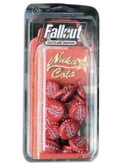 capules Nuka-Cola Fallout wastland warfare