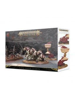 AOS : Sorts persistants - Flesheater Courts
