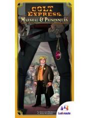 Colt Express: Marshal et Prisonniers jeu