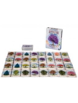 Arboretum jeu de cartes