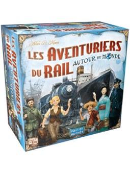 Les Aventuriers du Rails Autour du Monde