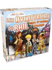 Les Aventuriers du Rails Mon Premier Voyage Europe