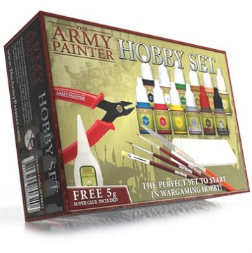 Army Painter : Hobby set 2019