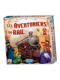 Les Aventuriers du rail jeu de train