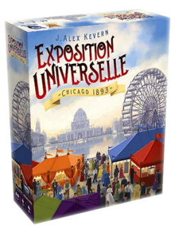 Exposition Universelle Chicago 1893 jeu